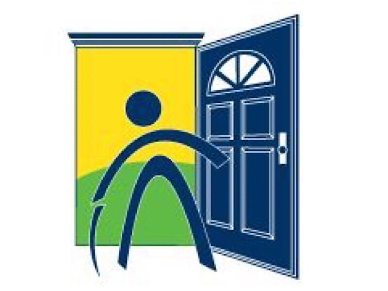 logo door opening symbolizing Stroke  recovery