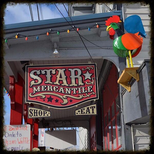 Star Mercantile Shop Eat Wardensville West Virginia