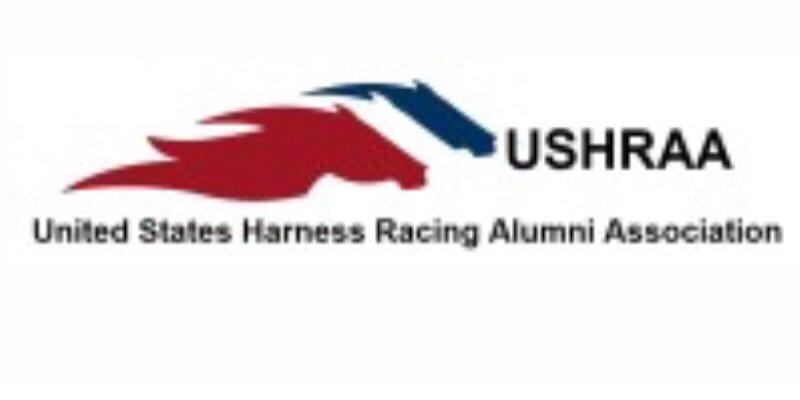 horse silhouettes logo USHRRA