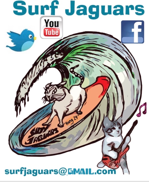 Surf Jaguars