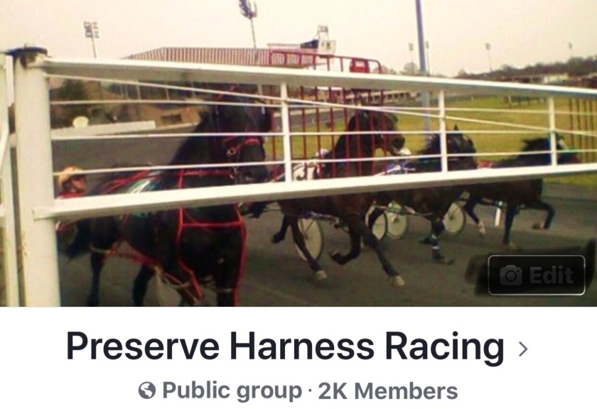 Preserve Harness Racing Group