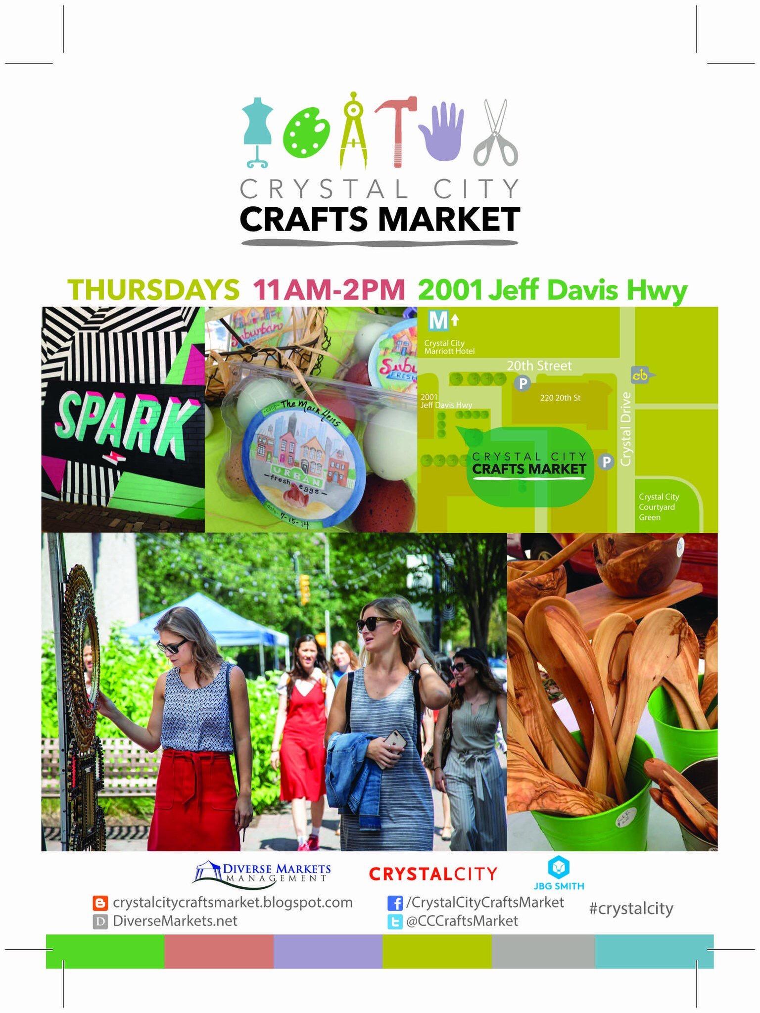 Crystal City Craft Market