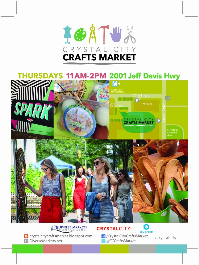 Crystal City Craft Market