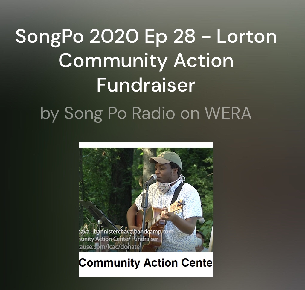 First charit Show to benefit for Lorton Community Action Center covered by SongPo radio