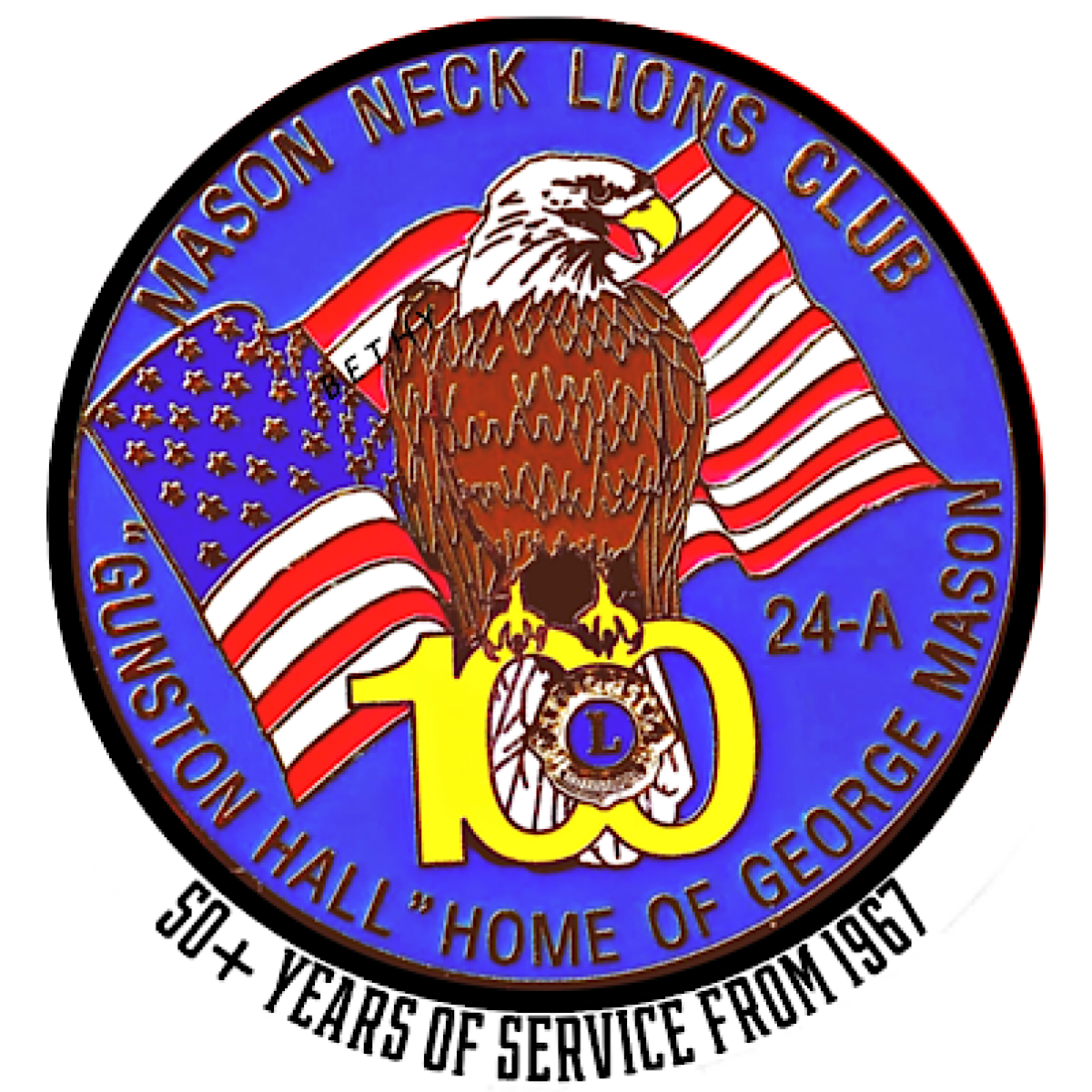 Mason Neck Lions Club #weserve